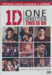 ONE DIRECTION  - DVD ONE DIRECTION: T..