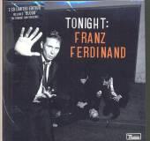 FRANZ FERDINAND  - 2xCD TONIGHT:FRANZ FERDINAND