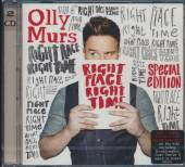 MURS OLLY  - 2xCD RIGHT PLACE RIGHT TIME(CD&DVD)