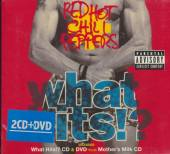 RED HOT CHILI PEPPERS  - 3xCD GIFT PACK(2CD+DV