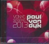 VAN DYK PAUL  - CD VONYC SESSIONS 2013