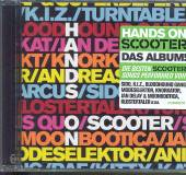VARIOUS  - CD HANDS ON SCOOTER
