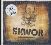 SKWOR  - 2xCD+DVD DRSNEJ KRAJ