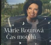 ROTTROVA MARIE  - CD CAS MOTYLU