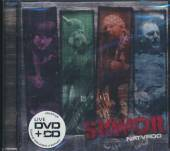 SKWOR  - 2xCD+DVD NATVRDO (LIVE) CD+DVD