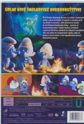 Šmoulové - Strašidelný speciál (Smurfs – Legend of the Smurfy Hollow) DVD  - supershop.sk