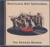 BRATISLAVA HOT SERENADERS  - CD TAKE IT EASY