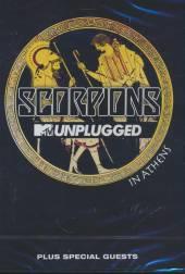 SCORPIONS  - DVD MTV UNPLUGGED