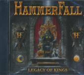 HAMMERFALL  - CD LEGACY OF KINGS [US import]