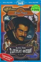 FILM  - DVP 3 X DVD Tajupln�..