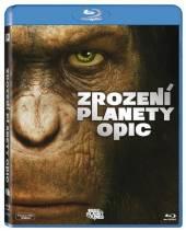 FILM  - BRD ZROZENI PLANETY OPIC [BLURAY]