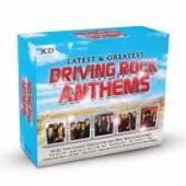 VARIOUS  - CD DRIVING ROCK ANTHEMS