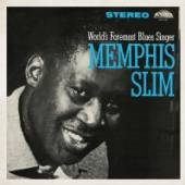 MEMPHIS SLIM  - VINYL WORLD'S FOREMOST BLUES.. [VINYL]