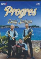 PROGRES  - CD+DVD ZLATY JADRAN