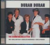 DURAN DURAN  - CD THE ESSENTIAL COLLECTION