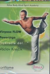KREJCIK VACLAV  - DVD VINYASA FLOW / P..