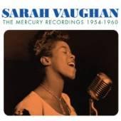 VAUGHAN SARAH  - 3xCD MERCURY RECORDINGS 1954-1960