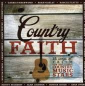 VARIOUS  - CD COUNTRY FAITH VOL.1