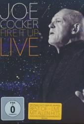 COCKER JOE  - DVD FIRE IT UP - LIVE (DIGIPACK)
