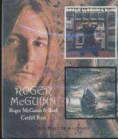 MCGUINN ROGER  - CD CARDIFF ROSE/ROGER..