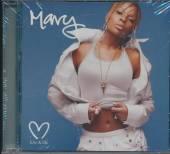 CD Blige mary j. CD Blige mary j. Love & life (reedycja)