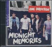 ONE DIRECTION  - CD MIDNIGHT MEMORIES