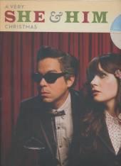 SHE & HIM  - VINYL VERY SHE & HIM CHRISTMAS [VINYL]