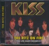 KISS  - CD THE RITZ ON FIRE
