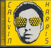 HARRIS CALVIN  - CD I CREATED DISCO