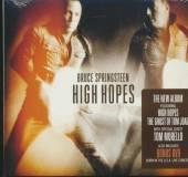 BRUCE SPRINGSTEEN  - CD HIGH HOPES