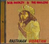 MARLEY BOB  - CD RASTAMAN VIBRATION