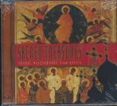 SACRED TREASURES 1: MASTERWORK..  - CD SACRED TREASURES ..