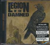 LEGION OF THE DAMNED  - CD RAVENOUS PLAGUE