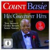 BASIE COUNT  - CD HIS GREATEST WORKS. DVD+CD