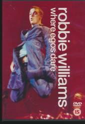 WILLIAMS ROBBIE  - DVD WHERE EGOS DARE