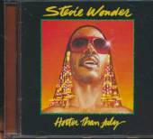 WONDER STEVIE  - CD HOTTER THAN JULY