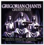 VARIOUS  - 2xCD GREGORIAN CHANTS-GREATEST HITS