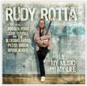 ROTTA RUDY FEAT. MAYALL JOHN  - CD ME, MY MUSIC AND MY LIFE