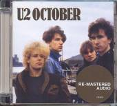 U2  - CD OCTOBER -REMASTERED-