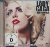 LADY GAGA  - 2xCD+DVD BORN FAMOUS