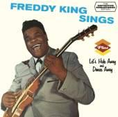 KING FREDDY  - CD SINGS + LET'S HIDE AWAY..