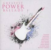 VARIOUS  - CD GREATEST POWER BALLADS