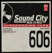 SOUNDTRACK  - 2xVINYL SOUND CITY:REAL TO REEL [VINYL]