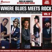 WHERE BLUES MEETS ROCK 9 - supershop.sk