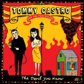 CASTRO TOMMY  - CD DEVIL YOU KNOW
