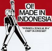 VARIOUS  - CD OI! MADE IN INDONESIA
