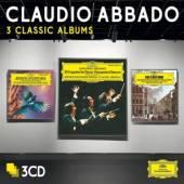 ABBADO CLAUDIO  - 3xCD UHERSKE TANCE/S..