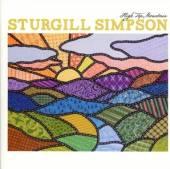 STURGILL SIMPSON  - CD HIGH TOP MOUNTAIN