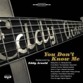 VARIOUS  - CD YOU DON'T KNOW ME:..
