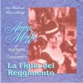 MOFFO ANNA  - CD LA FIGLIA DEL REGGIMENTO